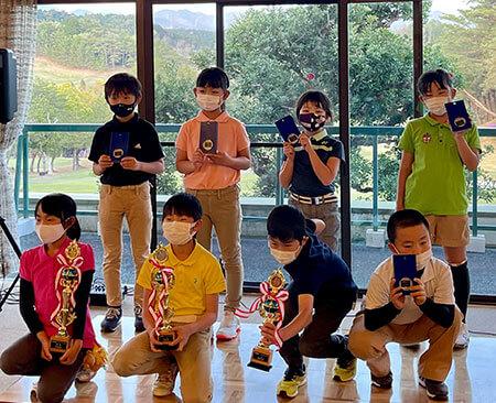 小学生1~3年生の部